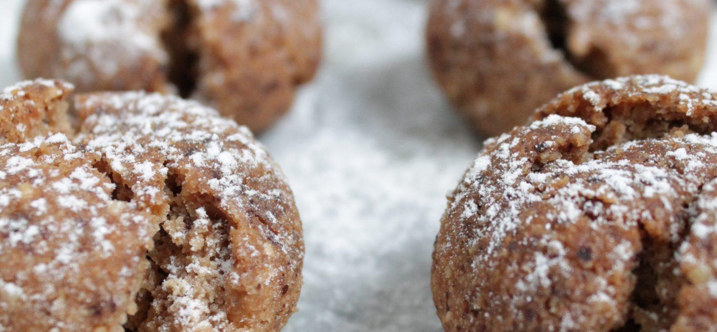 Sugar-free Amaretti