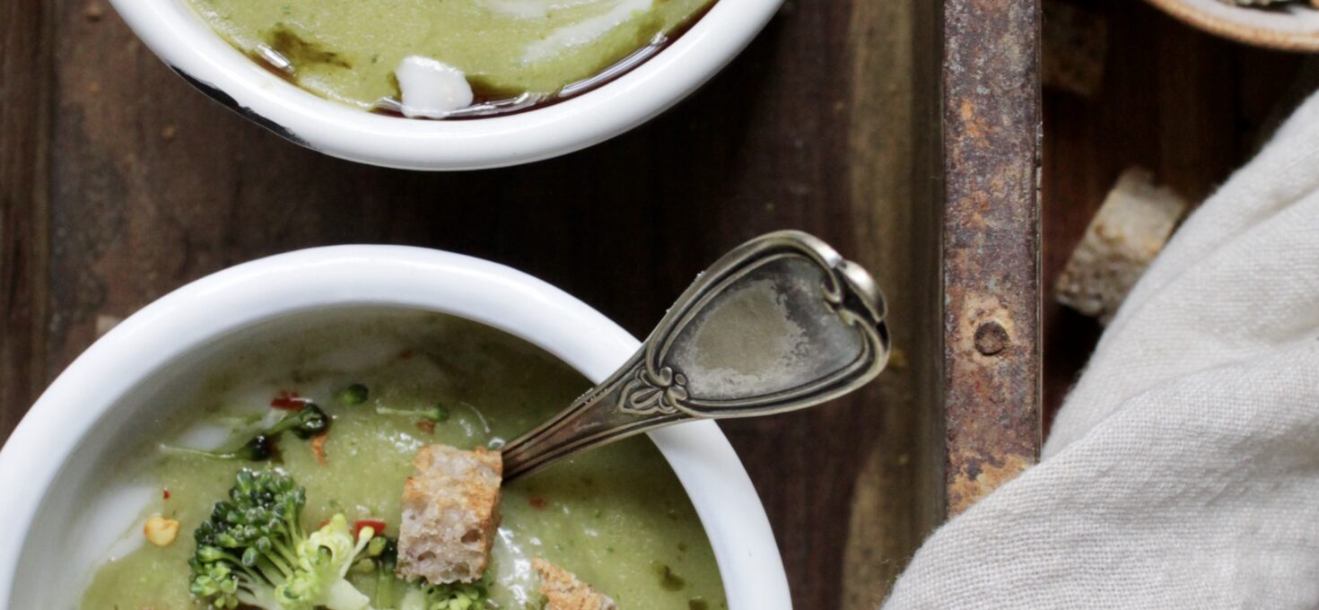 Brokkoli Kartoffel Suppe